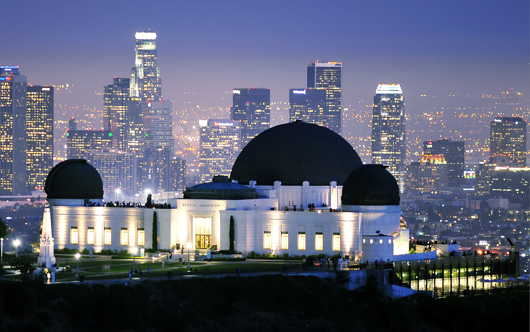 The Best City Views In La You Can Get To Without A Big