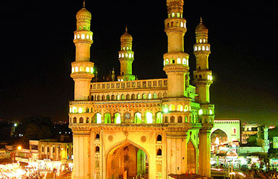 USA to Hyderabad