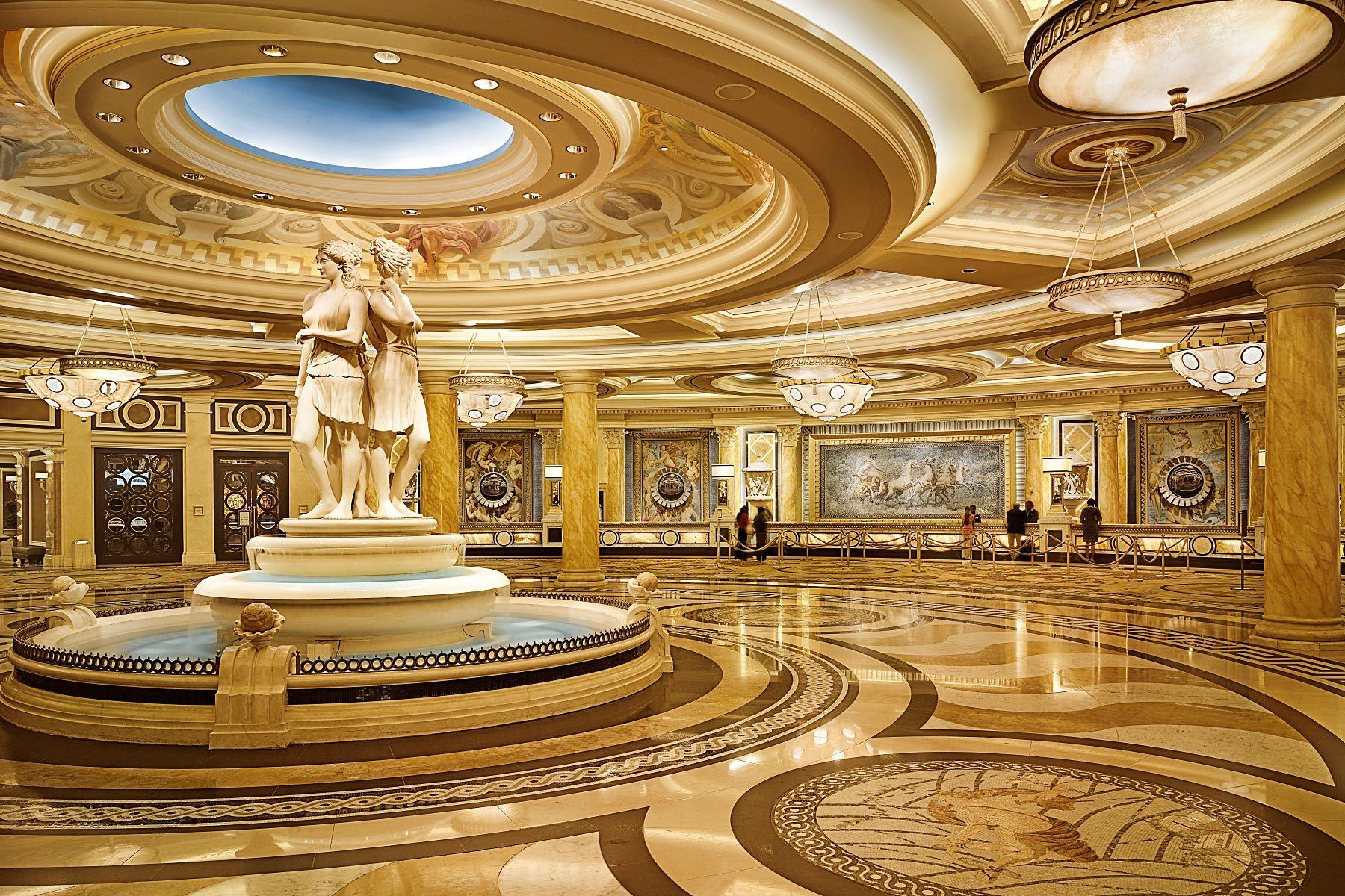Caesars Palace Las Vegas Address