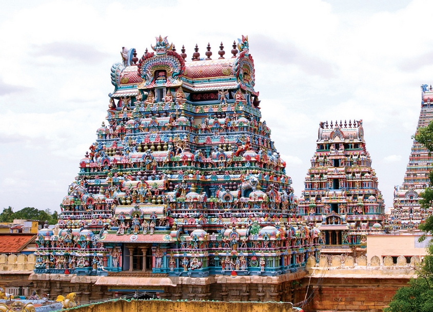 Five Temples You Must Visit When Traveling To South India