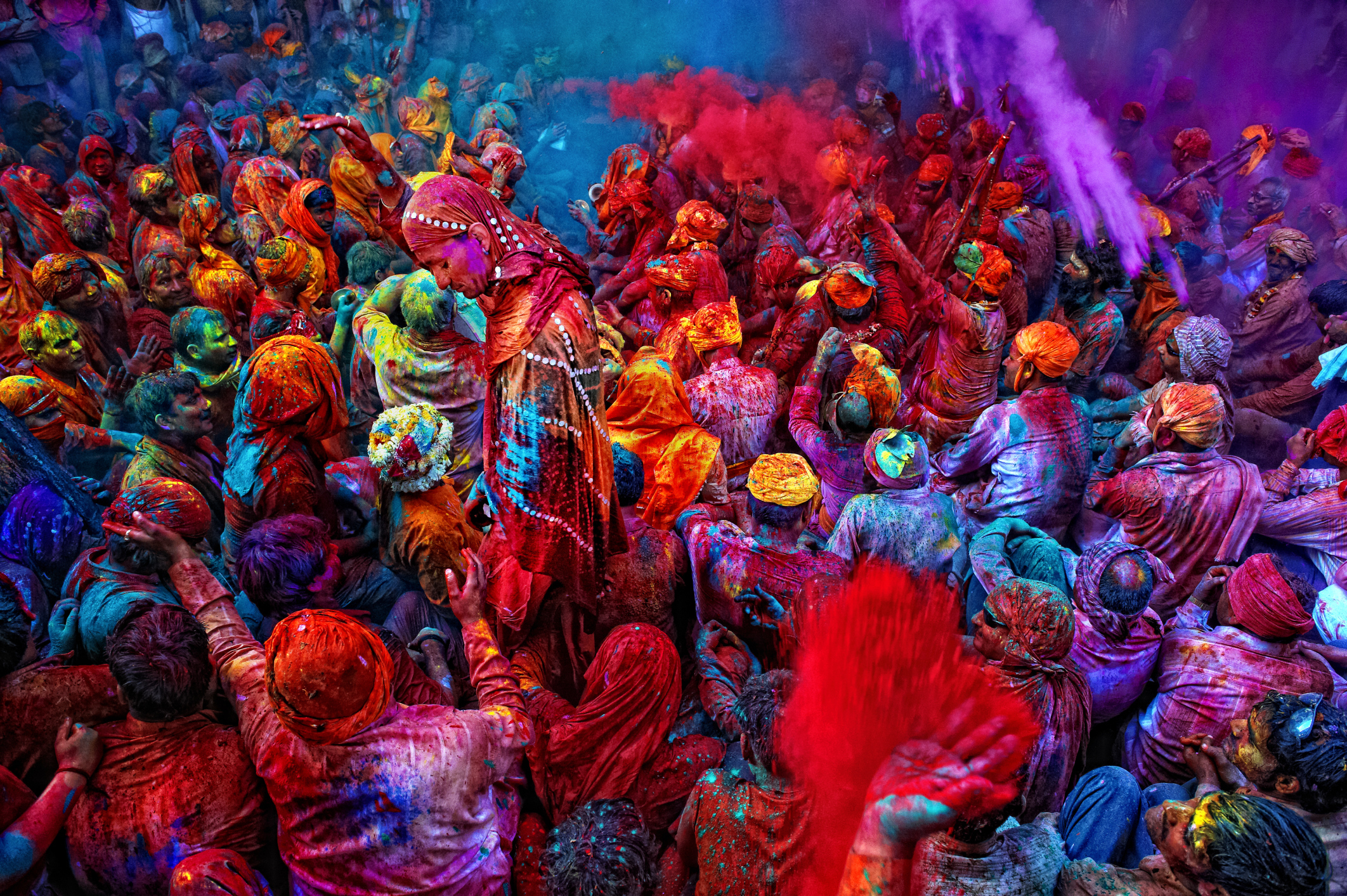 Want Some Offbeat Holi Experience In India? Explore These 6