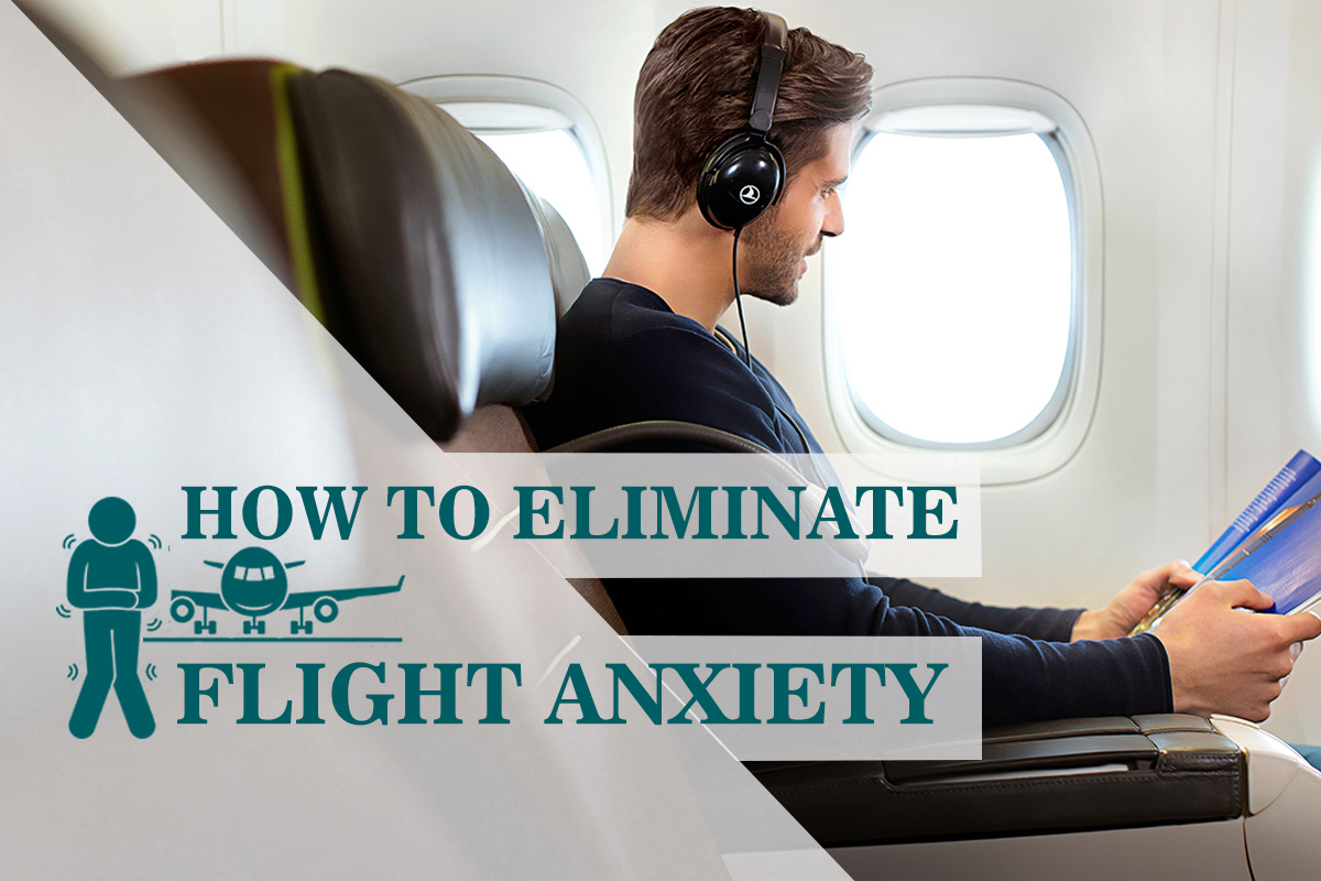How to eliminate Flight Anxiety?