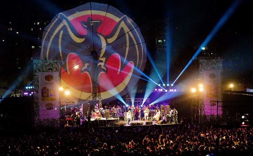 Bacardi Nh7 Weekender Great Music Festival To Experience