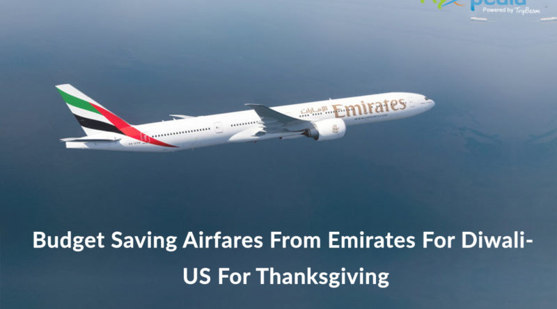 Tickets to india from usa emirates