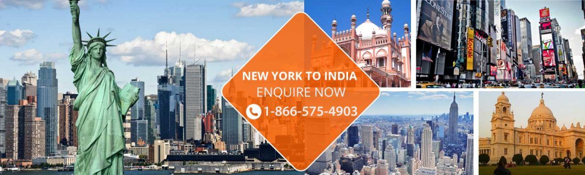 Top Flights from New York to India