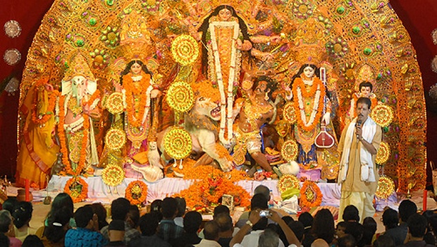 5 Things About Durga Puja You Can Only Experience In Kolkata