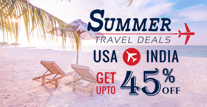 Book Cheapest Flights From Usa To India Guaranteed Lowest Price
